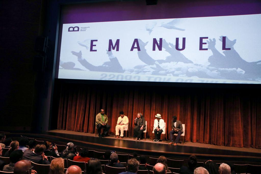 EMANUEL Film Screening At Museum Of The Bible