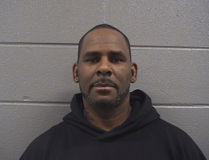 R. Kelly Mugshot