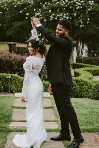 C West and Katie West Get Married