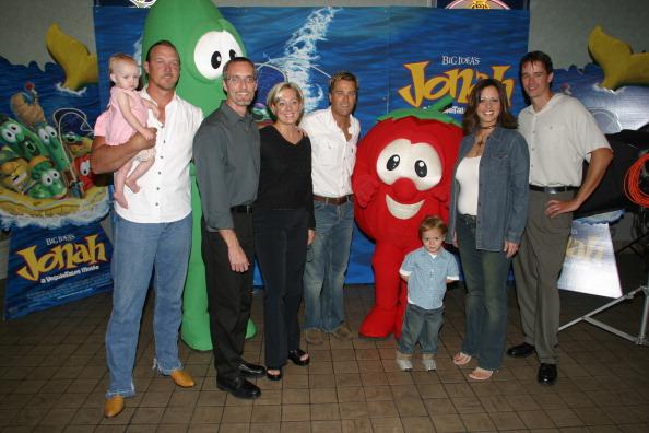 Jonah: A Veggie Tales Movie Premiere