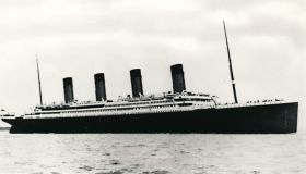 The Rms Titanic Leaving Southampton