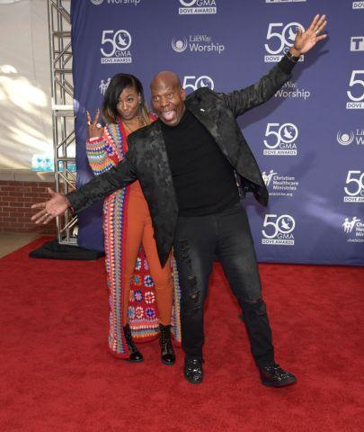 50th Annual GMA Dove Awards - Arrivals