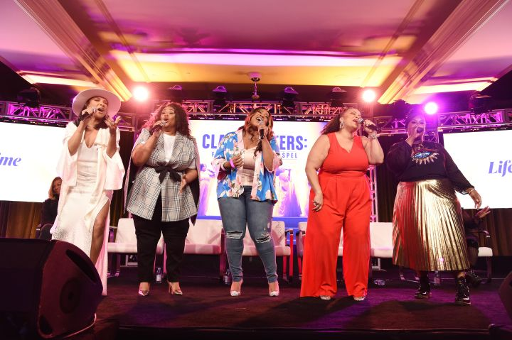 The Clark Sisters Biopic Press Conference