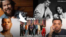 dove awards 2020 nominees