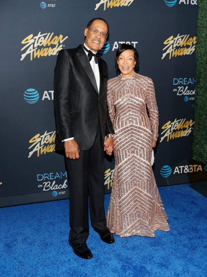 Don Jackson and Merri Dee
