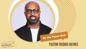 Pastor Freddie Haynes